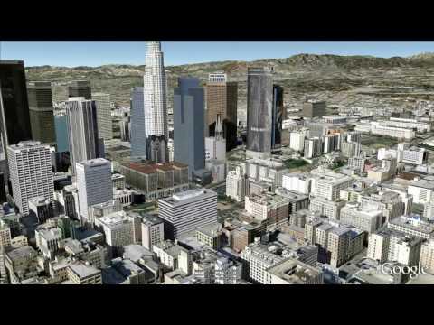 Google Earth 3D Tour