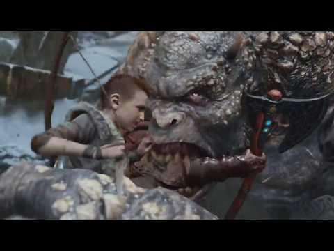 God of War 2018 PS4 Pro Part 3