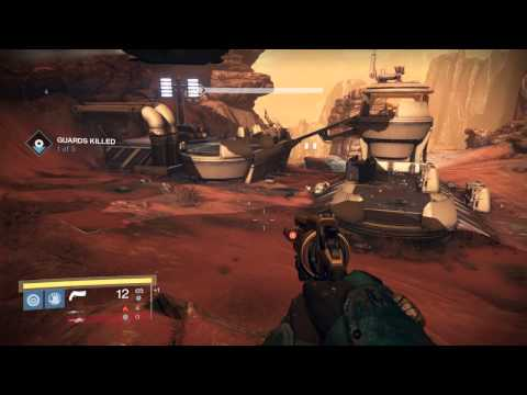 Destiny Funny Clip 2 Riding the Cabal Ship