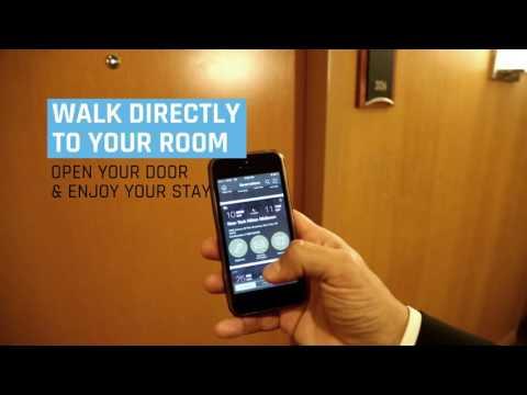 Digital Key comes to New York Hilton Midtown