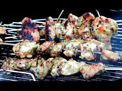 Jerk Chicken Recipe | Jamaican BBQ | How to make Jerk Chicken 🌶