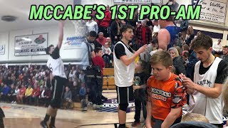 Jordan McCabe PLAYS WITH DEFENDERS In First Ever PRO-AM! Full Highlights 🔥