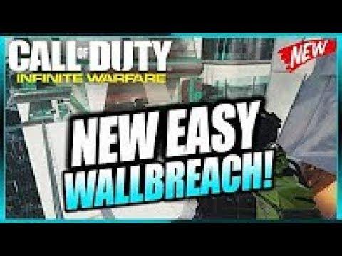 COD Infinite Warfare Glitches: *NEW* Easy Neon Wallbreach Online!