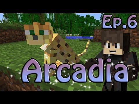Minecraft Arcadia | I Hate Ocelots | Episode 6