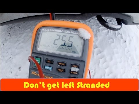 How to Check Your Block Heater