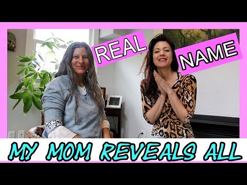 REVEALING MY REAL NAME & THE STORY BEHIND IT