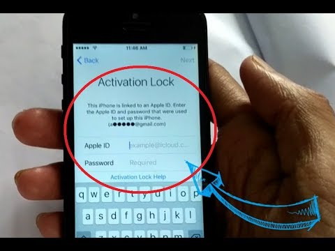 HOW TO UNLOCK OR REMOVE ICLOUD LOCK ALL IPHONE FREE 2017