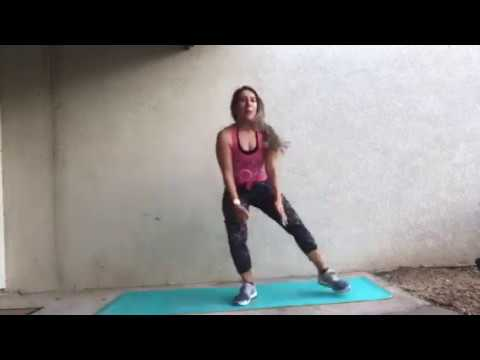Lower body Toning Workout