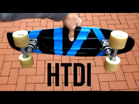 How to clean and customize your penny board
