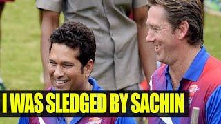 Sachin Tendulkar sledged me alleges Glenn McGrath | Oneindia News