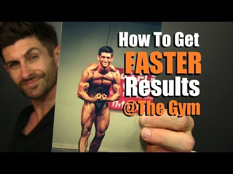 How To Get FASTER Results At The Gym | 5 Fitness SECRETS!