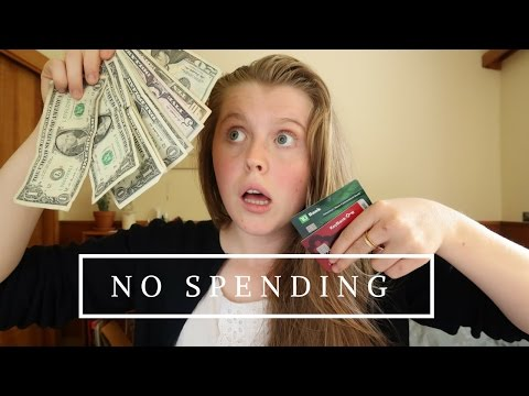 One Year No Spending Challenge // September 2016