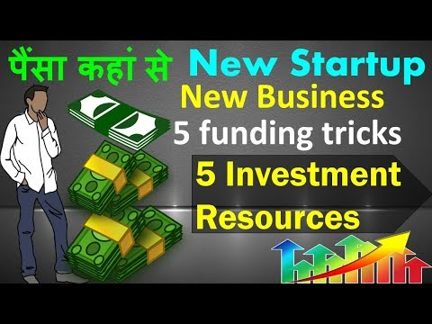how to raise fund for startup | how to get money for Startup/ Business in India | loan for startup