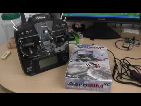 AeroSimRC Flight simulator Review -- Learn to Fly FPV