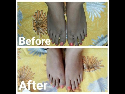 how to get fair feet overnight,Soft,Smooth,Brighten ,Wrinkle Free  Hands Feet