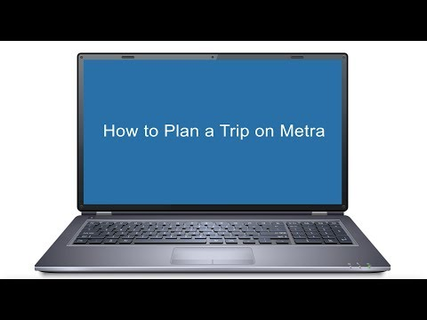 How to Plan a Trip on Metra