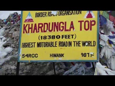 Mumbai to Ladakh