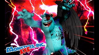 Minecraft HELLO NEIGHBOR - THE BEGINNING OF MONSTERS INC SULLY.EXE & HOW HE KIDNAPPED THE NEIGHBOR!!