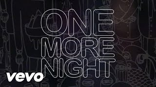 Maroon 5 - One More Night (Lyric Video)