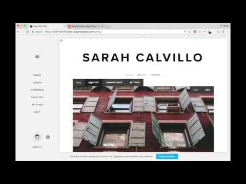How To Set Up Artist Portfolio Website in One Hour