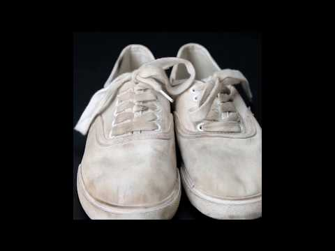 How To Clean White Shoes Fast