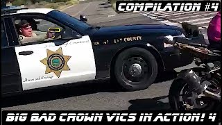 Big Bad Crown Vics In Action #4 Ford Police Interceptor p71 Compilation List