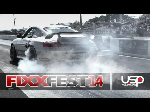Fixxfest 14 // USP Motorsports