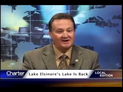 Charter Local Edition with Lake Elsinore Mayor Bob Magee