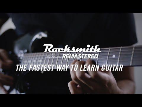 Rocksmith Remastered Edition - In 60 Tagen Gitarre spielen lernen   [DE]
