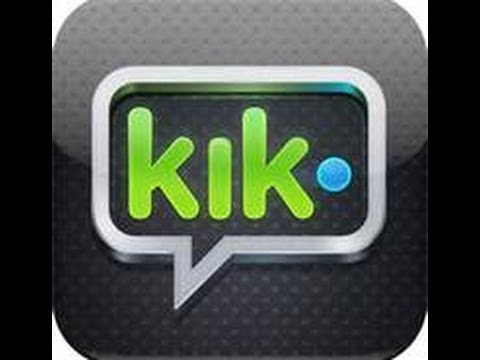 How to send videos to Friends on kik Messenger