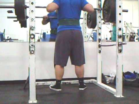 Oct 10 2009 Squats give me wedgies
