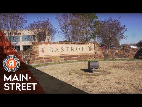 Season 3 Main Street Revival Finalist: Bastrop, TX   Small Business Revolution