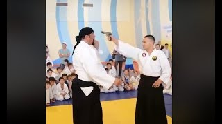 Steven Seagal Aikido One Of The Best Aikido Demonstration To Self Defense