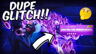 working duplication glitch fortnite save the world real or fake - fortnite duplication glitch save the world