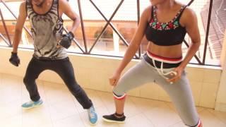 Tekno miles   Pana dance video cover by oz gangz - PakVim