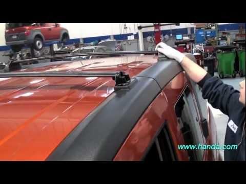 Honda Element Roof Rack Installation (Honda Answers #59)