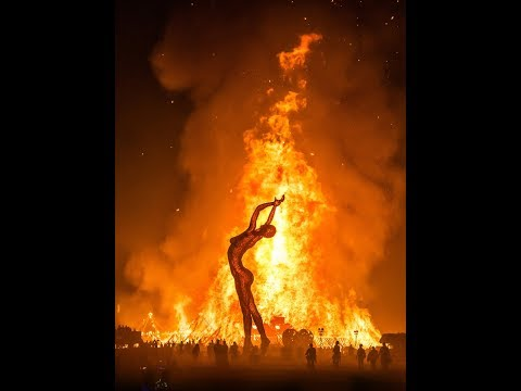 Burning Man just released their 2018 theme and you won't guess what it is