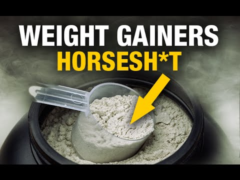 Why Mass Gainer Supplements Suck at Building Muscle (BIG TIME!)