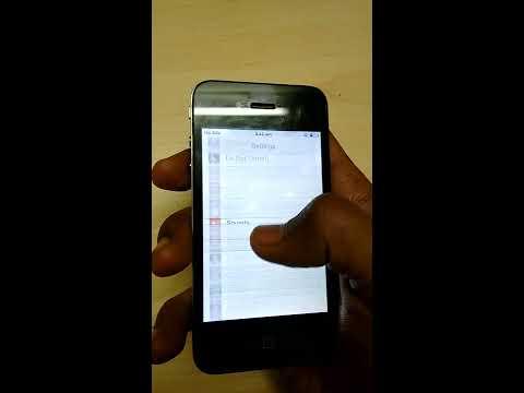 Fix IPhone 4 Horizontal lines problem