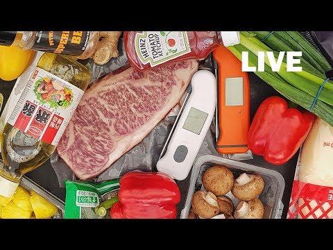 Episode #4 - Monday's Live Studio Barbecue Recipe Recordings