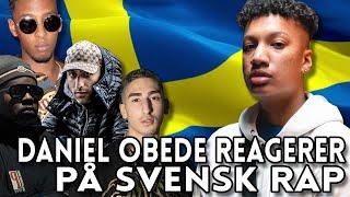 DANIEL OBEDE REAGERER PÅ SVENSK RAP   YLTV