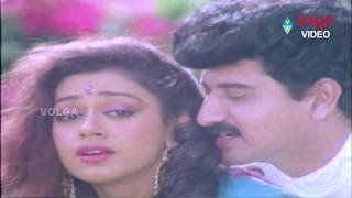 Rendilla Poojari Movie Video Song | Veenallo Teega Yemandi | Suman, Naghma, Shobana