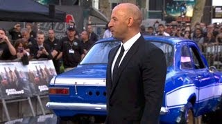 Fast & Furious 6 World Premiere Video