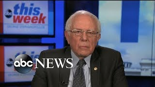 Sen. Sanders: Democrats