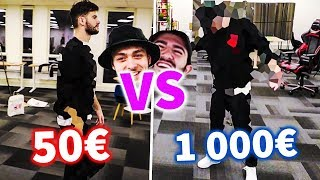 RELOOKING A 50€ vs RELOOKING A 1 000€ !
