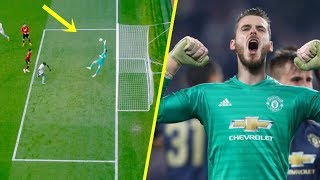 Unforgettable Goalkeeper Saves Of The Year