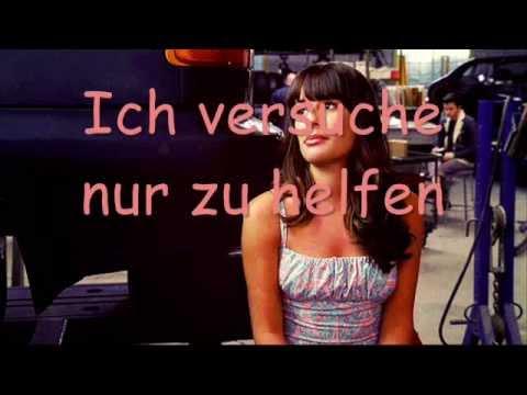 Glee - Get It Right  Übersetzung