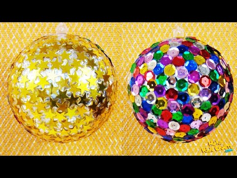 How to make Disco Ball? DIY