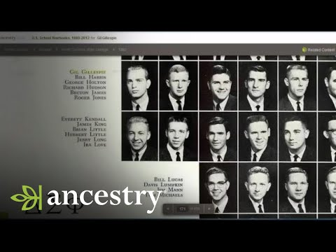 It's Time For Embarrassing Yearbook Photos! | 5-Minute Find | Ancestry