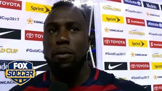 Jozy Altidore: Winning Gold Cup